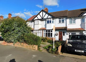 Thumbnail 3 bed terraced house for sale in Evelyn Crescent, Lower Sunbury