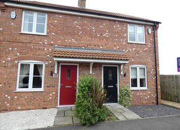 Thumbnail 2 bed semi-detached house for sale in Edinburgh Way, Scartho Top, Grimsby