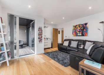 Thumbnail 2 bed flat to rent in Hepburn Building, 51 Grange Walk, London