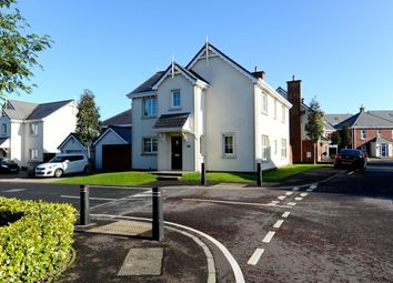 Thumbnail 4 bed detached house for sale in Millreagh Court, Dundonald, Belfast
