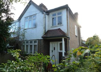 Thumbnail 3 bed end terrace house for sale in Christchurch Close, Colliers Wood, London
