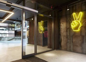 Thumbnail Serviced office to let in Alphabeta Building, London