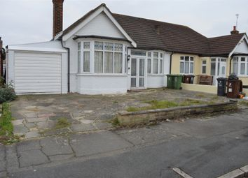 Thumbnail 3 bed terraced house to rent in Tolworth Gardens, Romford
