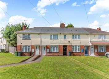 Thumbnail 2 bed terraced house for sale in Pond Lane, All Saints, Wolverhampton, West Midlands