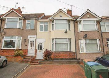 Thumbnail 3 bed terraced house to rent in Dulverton Avenue, Coventry
