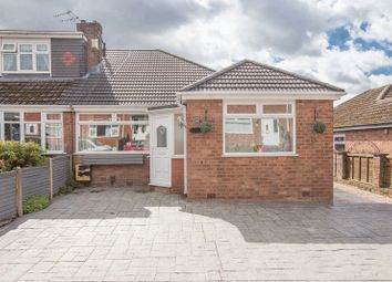 Thumbnail 3 bed semi-detached bungalow for sale in Camberwell Crescent, Wigan