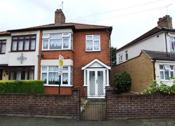 Thumbnail 3 bed property to rent in Norwood Avenue, Romford