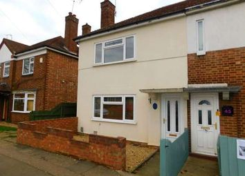 Thumbnail 3 bed end terrace house to rent in Fane Road, Walton, Peterborough