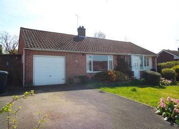 Thumbnail 2 bed bungalow for sale in Sunnydown Road, Winchester