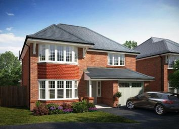 Thumbnail 4 bedroom detached house for sale in Cranleigh Drive, Worsley, Manchester