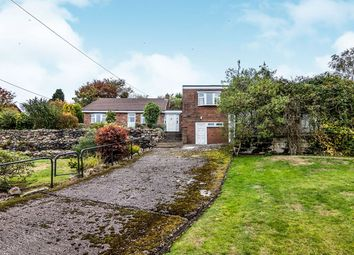 Thumbnail 4 bed bungalow for sale in Wardle Lane, Light Oaks, Stoke-On-Trent