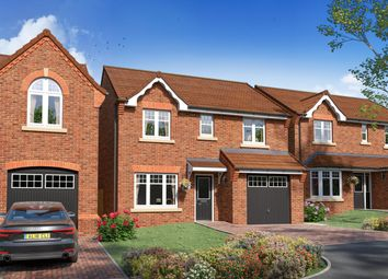 "Thumbnail 4 bed detached house for sale in ""Plot 63 - The Baybridge"" at Flaxley Road, Selby"