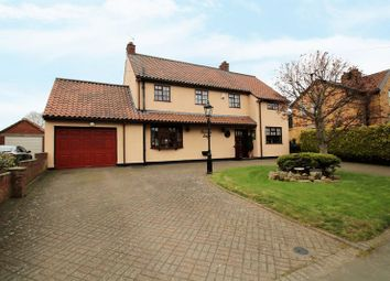 Thumbnail 3 bed detached house for sale in Crathorne, Yarm