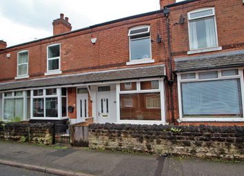 Thumbnail 3 bed terraced house to rent in Mayfield Road, Carlton, Nottingham