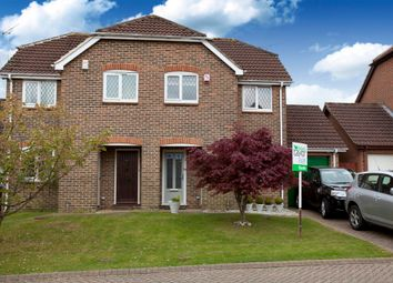 Thumbnail 2 bed semi-detached house for sale in Sloughbrook Close, Horsham