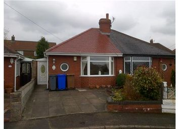 Thumbnail 1 bed semi-detached bungalow to rent in Parkhead Crescent, Stoke-On-Trent