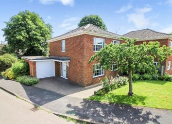 Thumbnail 4 bed detached house for sale in Barnett Way, Bierton, Aylesbury