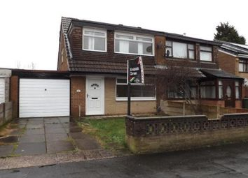 Thumbnail 3 bed property to rent in Dawn Close, St. Helens