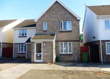Thumbnail 3 bed semi-detached house for sale in East Street, Pontypridd