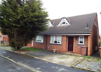 Thumbnail 2 bedroom bungalow for sale in Mercer Street, Newton-Le-Willows, Merseyside