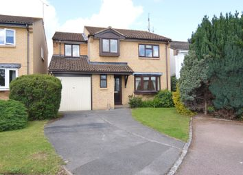 Thumbnail 4 bed detached house to rent in Peregrine Close, Woosehill, Wokingham