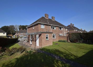 Thumbnail 3 bed semi-detached house for sale in Milton Mead, New Milton
