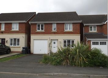 Thumbnail 4 bed detached house for sale in Melia Drive, Wednesbury, West Midlands
