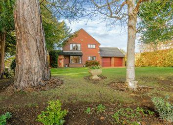 Thumbnail 5 bed detached house for sale in Little Brington, Northampton