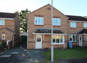 Thumbnail 4 bed detached house for sale in Carling Avenue, Worksop