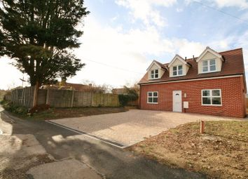 3 bed detached house for sale in Folkards Lane, Brightlingsea, Colchester CO7
