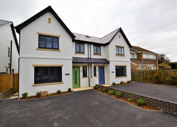 Thumbnail 4 bedroom semi-detached house for sale in The Reddings, Cheltenham