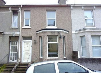 Thumbnail 3 bed semi-detached house to rent in Maida Vale Terrace, Plymouth, Plymouth