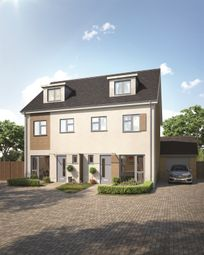 Thumbnail 4 bed semi-detached house for sale in Stafferton Way, Maidenhead