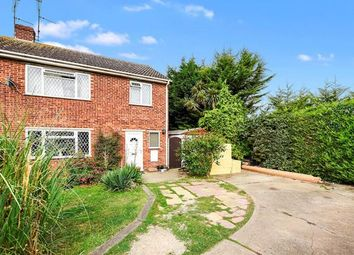 Thumbnail 3 bed semi-detached house for sale in Garden Farm, Colchester, Essex