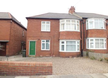 Thumbnail 2 bed flat for sale in Bavington Drive, Newcastle Upon Tyne