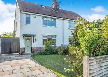 Thumbnail 3 bed semi-detached house for sale in Deansgate Lane, Formby, Liverpool