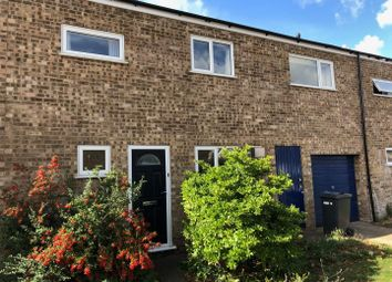 Thumbnail 4 bed terraced house for sale in Norburn, Bretton, Peterborough