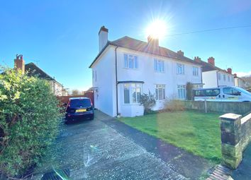 Thumbnail 3 bedroom semi-detached house for sale in Royal Sussex Crescent, Eastbourne