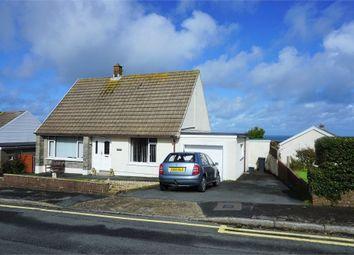Thumbnail 3 bed detached bungalow for sale in Cartref, 2 Erw Las, Fishguard, Pembrokeshire