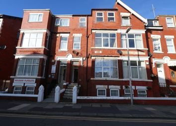 Thumbnail 2 bedroom flat to rent in Lonsdale Road, Blackpool
