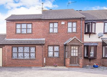 Thumbnail 3 bed terraced house for sale in Charles Street, Sileby, Loughborough