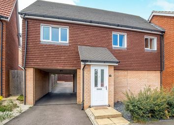 Thumbnail 2 bed flat for sale in Gamelan Crescent, Hoo, Rochester