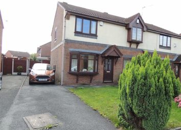 Thumbnail 2 bedroom terraced house for sale in Oakley Close, Newton Heath, Manchester