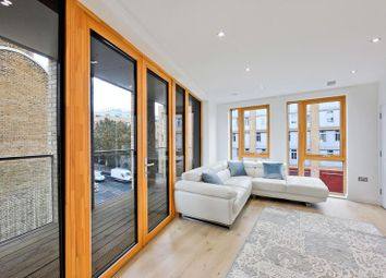 Thumbnail 2 bed flat for sale in Wharf Lane, London