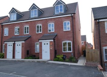 Thumbnail 3 bed end terrace house for sale in Hare Edge Drive, Oakwood, Derby
