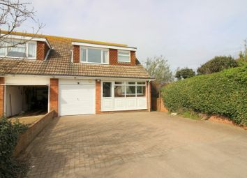 Thumbnail 4 bed property to rent in Rowe Avenue, Peacehaven