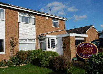 Thumbnail 3 bedroom semi-detached house for sale in Chiltern Way, Duston, Northampton