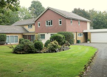 Thumbnail 5 bedroom detached house to rent in Hillcrest, Dormans Park, East Grinstead
