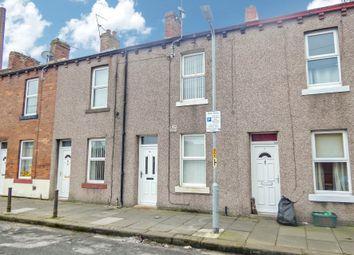 Thumbnail 2 bed terraced house for sale in 42 Morton Street, Carlisle, Cumbria