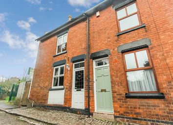 Thumbnail 2 bed terraced house for sale in Park Road, Anstey, Leicester